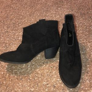 Faded Glory Ankle Booties